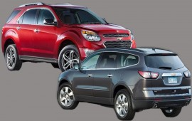 Chevrolet clears space for a new crossover