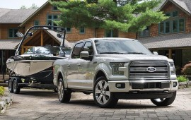 Ford revives high-end Limited F-150 for 2016