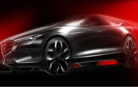 Mazda will preview new crossover with Frankfurt concept