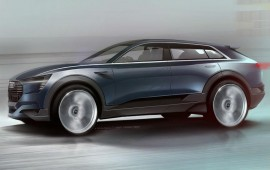 Audi plans all-electric SUV to fight Tesla Model X