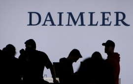 China's BAIC in talks to take Daimler stake, report says