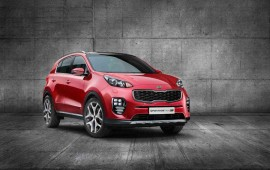 Kia releases Sportage pictures ahead of show debut