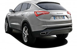 For Maserati, Levante  SUV is on the way