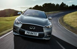 Why Infiniti will offer Q30 with different heights