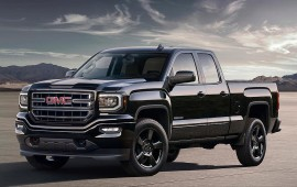 GMC preps '16 Sierra Elevation edition with new infotainment system