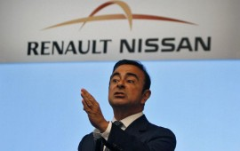 Ghosn says Renault-Nissan alliance poised to win big when Russia rebounds