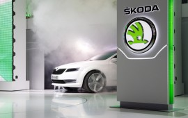 The record sales of Skoda last month