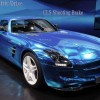 Mercedes SLS hold a new record for electric cars