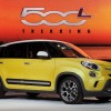 The new edition of Fiat 500 will be presented in Los Angeles