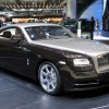 Rolls-Royce will show its Wraith Drophead coupe in 2015