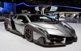 Lamborghini Veneno was called as the ugliest car