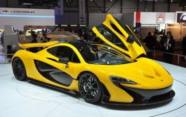 McLaren P1 Heir Prepared For At The Very Least A Decade From Now