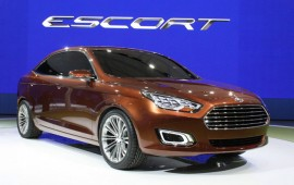 Ford at the Shanghai Motor Show