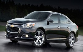 Renewed 2014 Chevrolet Malibu comes