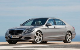 DAIMLER STARTED THE ASSEMBLY OF NEW MERCEDES S-CLASS