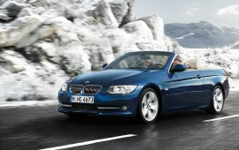 BMW 3 Convertible