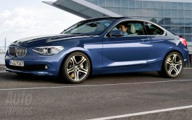 BMW produces its new 2-Series