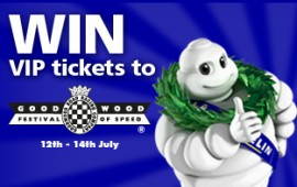 MICHELIN GOODWOOD CONTEST