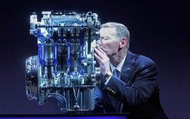 International Engine of the Year Awards 2013
