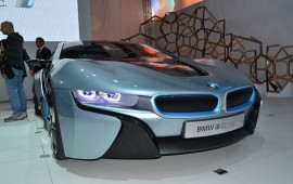 Germany, the U.K and the U.S.A. will become main markets for the BMW i8