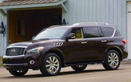 Infiniti Prices The 2014 QX80 And QX50